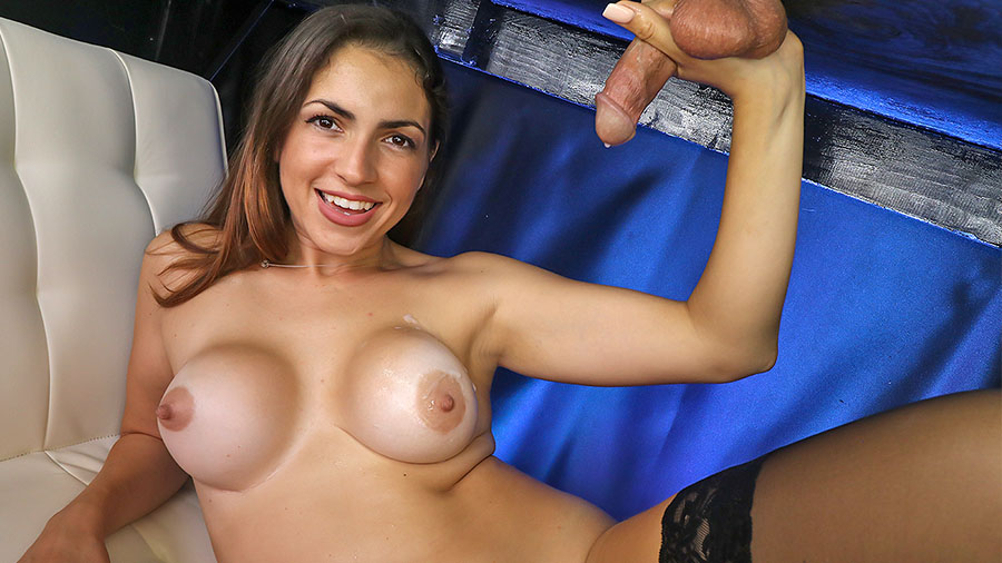 Valentina Bellucci:  He Got Milked preview image